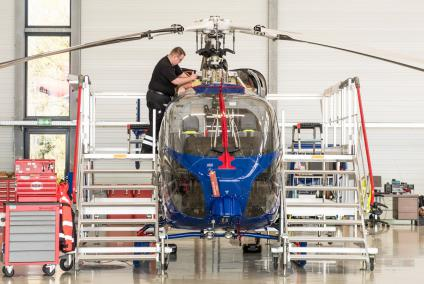 Luxembourg Corporate Photographer | Air Rescue
